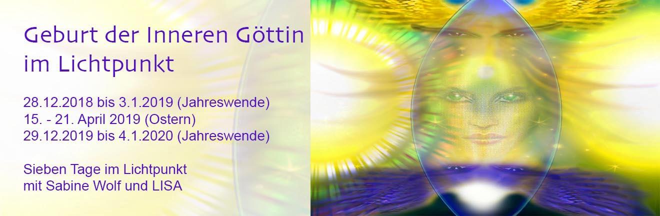 Geburt der Inneren Goettin