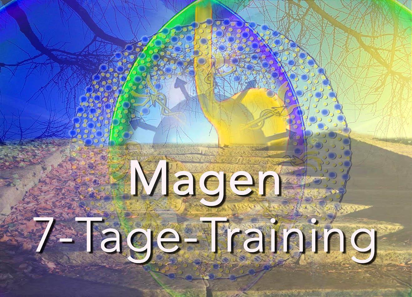 Magen-Training