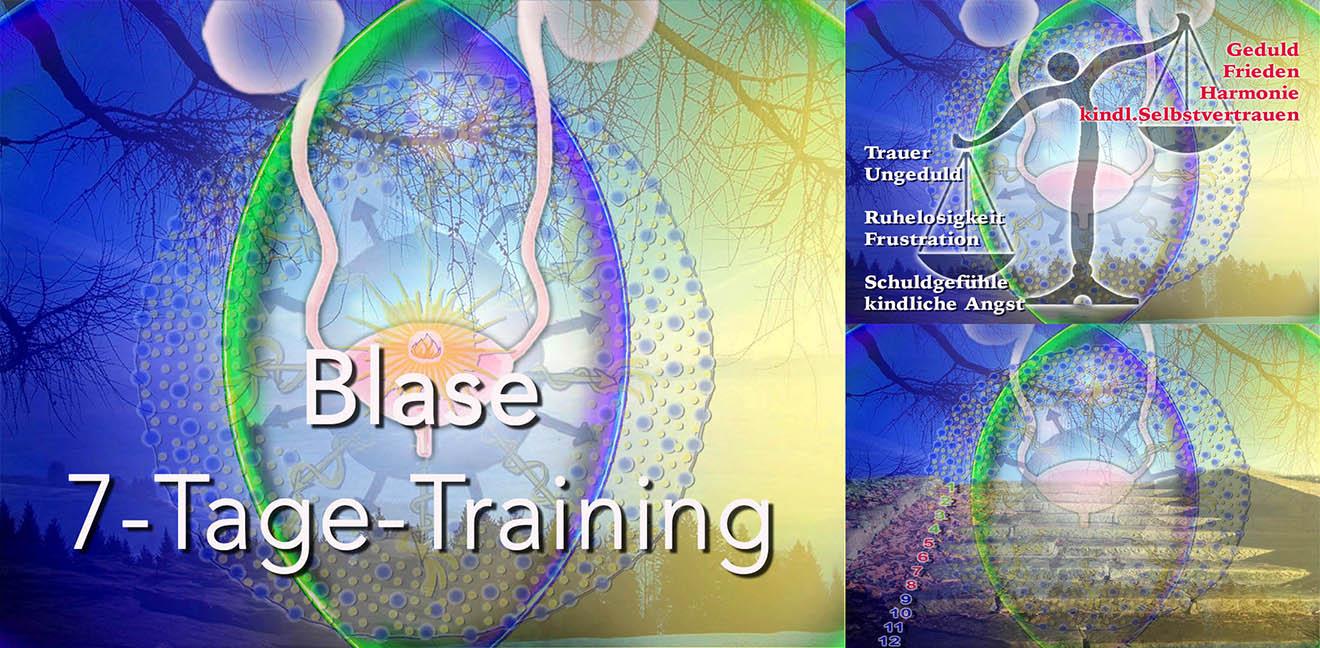 Blasen-Training-Banner